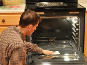 Lincoln Oven Cleaning